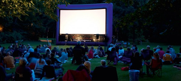 Casino-Open-Air-Kino im Schöntal