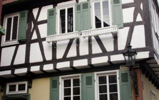 Denkmalpreis 2003, Kleine Metzgergasse 2, Baudatum 1544