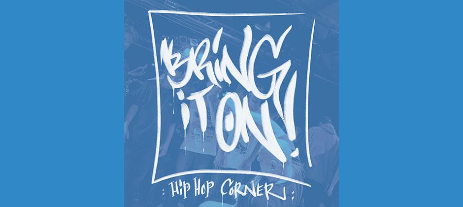 Bringt it on! – Hip-Hop-Corner