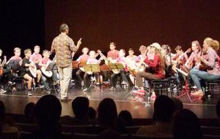 Jahresabschlusskonzerte der Städtischen Musikschule