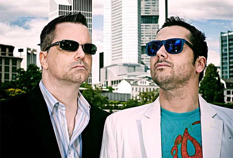 Johannes Scherer und Andy Ost
