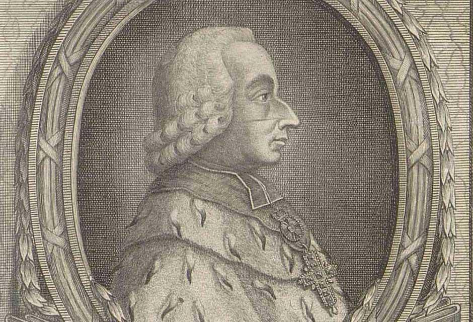 Friedrich Karl Joseph von Erthals